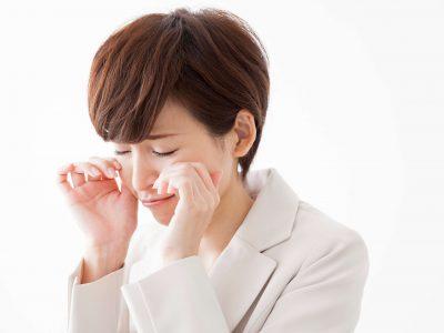 飛蚊症について