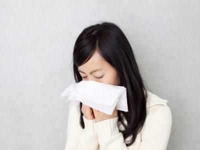 副鼻腔炎(蓄膿症)について